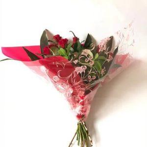 love posy flower arrangement ivanhoe east