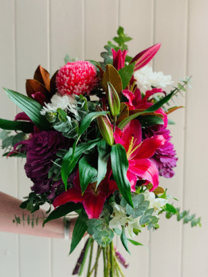 bouquets of daily fresh flowers for sale in melbourne