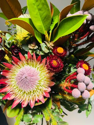 Native flower delivery melbourne