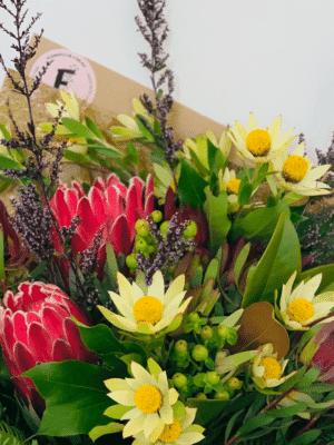 native flower delivery Melbourne
