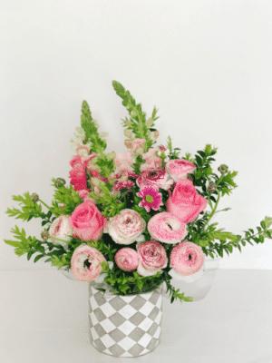 flower delivery melbourne orlan arrangement