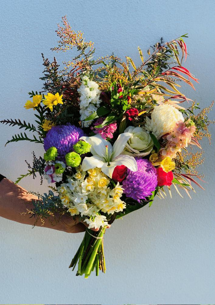 Lachaume flower bouquet