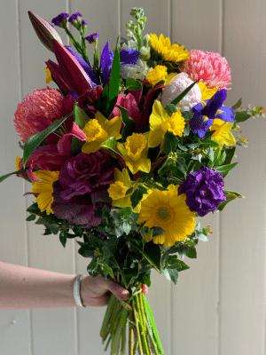 Flower arrangement image
